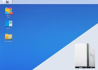 LG N1T1DD1나스에서 시놀로지 DS218j로 교체하기.